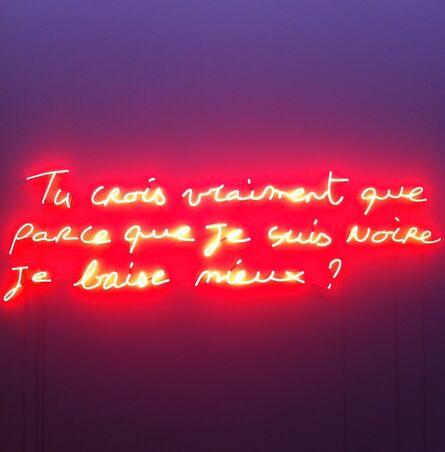 Valérie Oka, 'En sa présence', 2014
