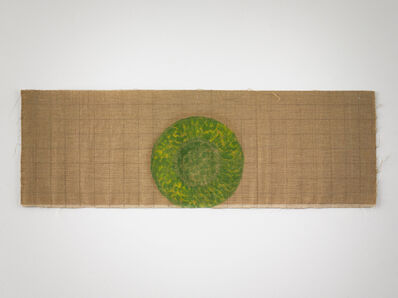 Richard Tuttle, 'Perceived Obstacle No. 76 (Oil Painting #5)', 1991