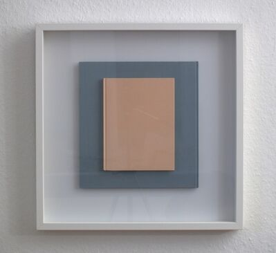 Peter Wüthrich, 'Two books', 2014