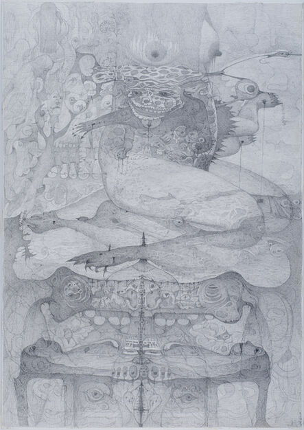 M'onma, 'Untitled', 2002