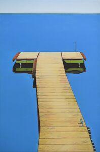 Thoralf Knobloch, 'Steg', 2017