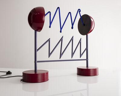 """Lapo Binazzi, '""""Scarica Elettrica"""" Table Lamp ', ca. 1985"""