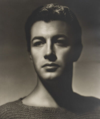 George Hurrell, 'Robert Taylor', 1936/printed later