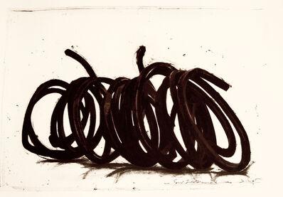 Bernar Venet, 'Four Indeterminate Lines', 2014