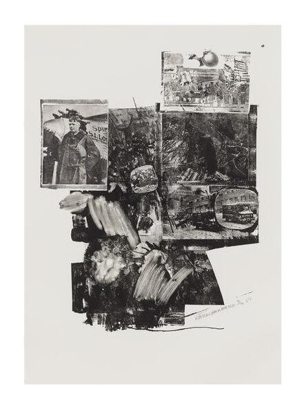 Robert Rauschenberg, 'Test Stone #2 (Booster and 7 Studies)', 1967