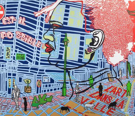Boris Nzebo, 'Is Possible?', 2015