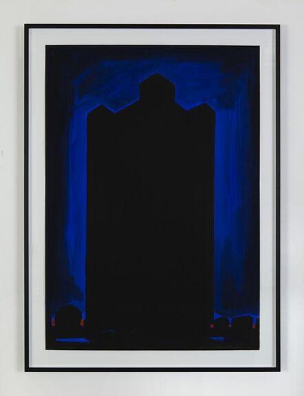 Helmut Middendorf, 'Haus', 1983