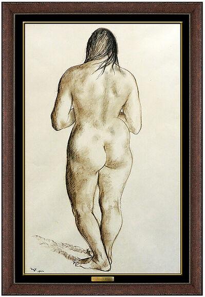 Francisco Zúñiga, 'Desnudo', 1966