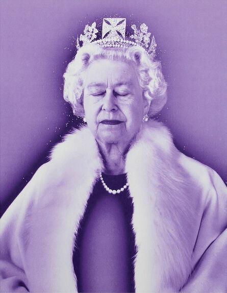 Chris Levine, 'Lightness of Being Crystal Edition. [Queen Elizabeth II.]', 2018