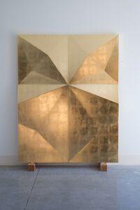 Gonzalo Lebrija, 'Unfolded gold: Albali', 2016