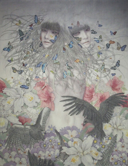 Atsuko Goto, 'Beautiful Future', 2015