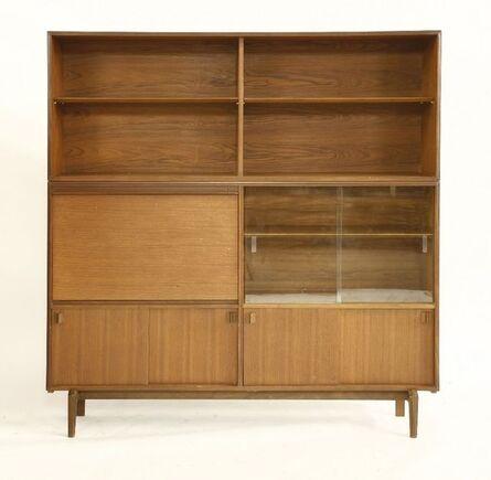 Robert Heritage, 'A teak wall cabinet'