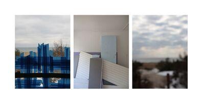 Sandi Haber Fifield, 'Montauk Blue', 2011