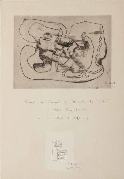 Le Corbusier, 'Les mains', 1930-1948