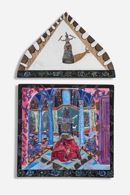 Carroll Swenson-Roberts, 'Temple of the Sleeping Icon', 2016