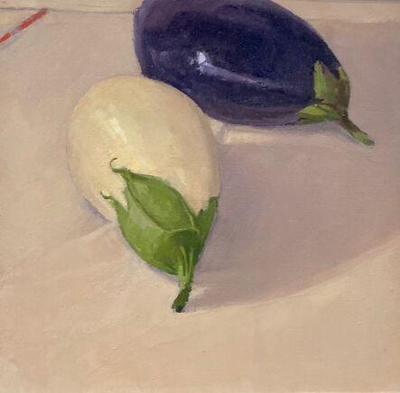 Jeffrey Reed, 'Eggplants', 2021