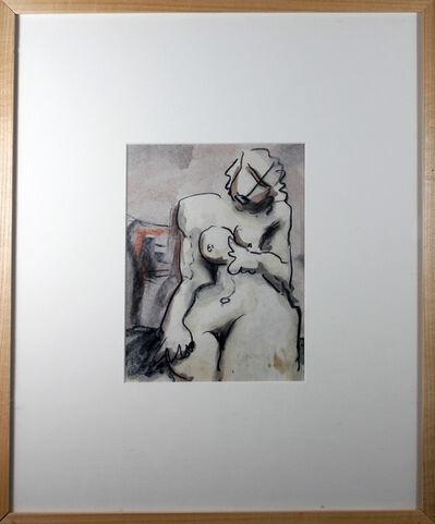 Balcomb Greene, 'Early Figure', c. 1938