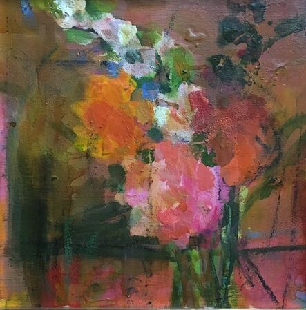 Cynthia Packard, 'Flowers 2', 2016