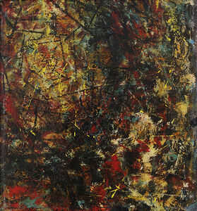 Donald Laycock, '(Title not known)', 1956