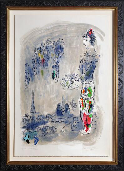Marc Chagall, 'Le Magicien de Paris I', 1969