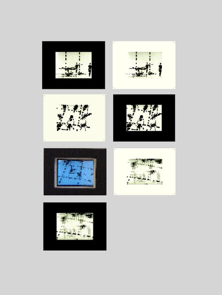 Analivia Cordeiro, 'M 3x3', 1973