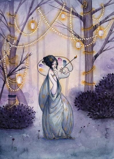 June Leeloo, ''En attendant la nuit'', 2018