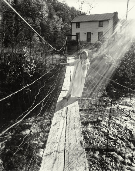 """Sally Mann, 'Untitled from the """"At Twelve"""" Series, Amanda and Sunray', 1983-1985"""