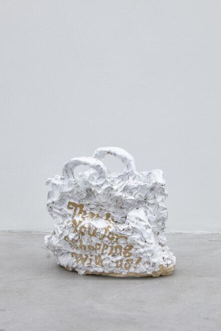 Frederik Nystrup Larsen, 'Thank You For Shopping With Us (White)', 2020