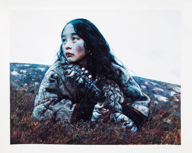 Ai Xuan, 'Reeds in Chill', 2002
