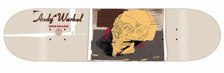Andy Warhol, 'Andy Warhol Skull Skateboard Deck', ca. 2010