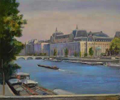 Lawrence Kelsey, 'Musée d'Orsay', 2014