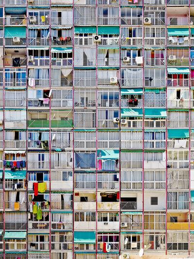 Hans Wilschut, 'Network, from the series « Hermetic City »', 2015