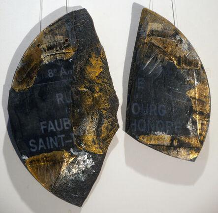 alexia tailleur, 'Fragment Rue du Faubourg Saint Honoré', 2017