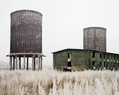 Tamas Dezso, 'Abandoned Factory (Near Hunedoara, West Romania)', 2011