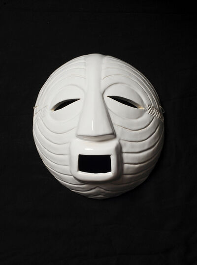 Dimitri Fagbohoun, 'Mask #4', 2012