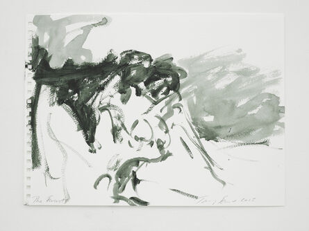 Tracey Emin, 'The Forrest', 2015