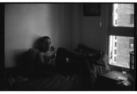 Los Picoletos, 'S.T. (Nacho en la cama)', 2017