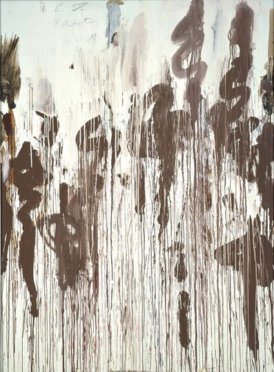 Cy Twombly, 'Untitled', 2004