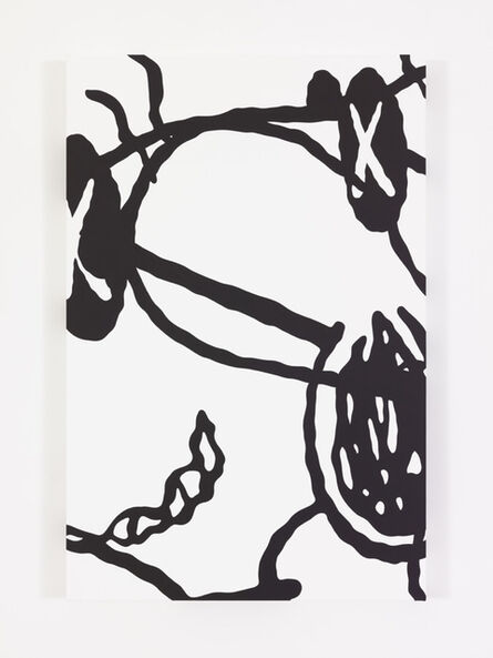 KAWS, 'Untitled (Black and White)', 2015