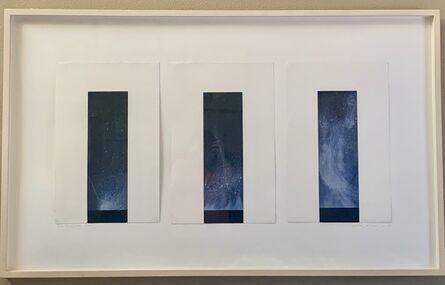 Lita Albuquerque, 'Nighttime Signatures 4:17am', 1988
