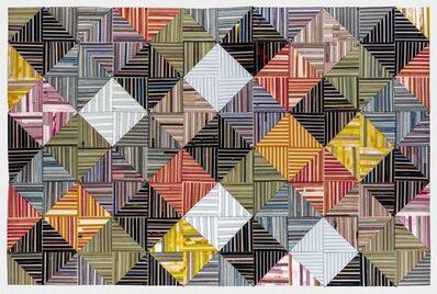 Sabrina Gschwandtner, 'Hands at Work IV', 2017