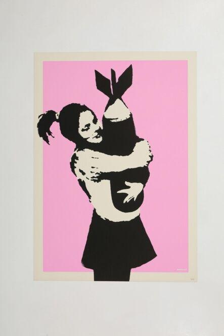 Banksy, 'Bomb Hugger (Unsigned)', 2003