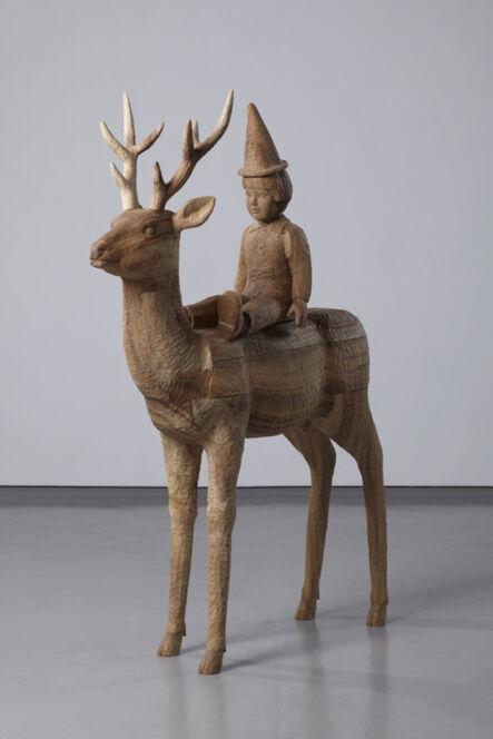 Rieko Otake, 'Three Horns', 2012