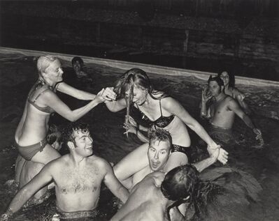 Bill Owens, 'Untitled (Swimming Pool),', 1973 or before