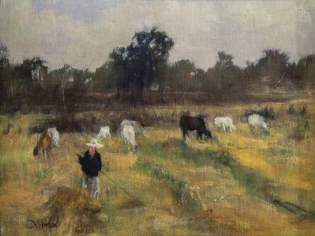 Curt Hanson, 'In the Fields', ca. 2016