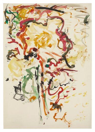Fritz Ascher, 'Flower', undated