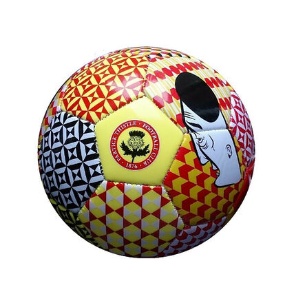 """Barry McGee, '""""Patrick Thistle Soccer Ball"""", 2015, Edition of 2000', 2015"""