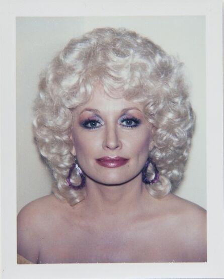 Andy Warhol, 'Andy Warhol, Polaroid Portrait of Dolly Parton', 1985