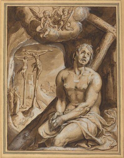 Karl van Mander I, 'The Good Thief'