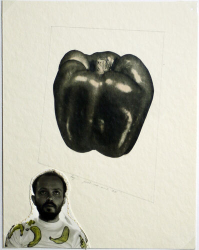 Keith A. Smith, 'Hey... Just Me and EW!', 1973